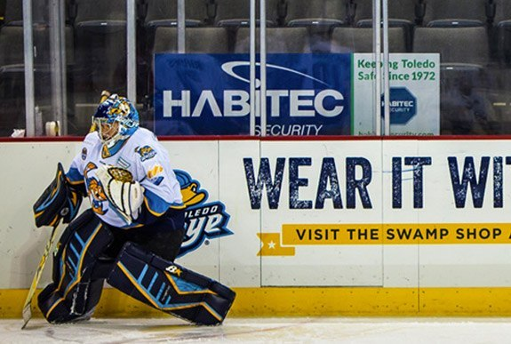 Habitec is a proud sponsor of the Toledo Walleye Hockey Team